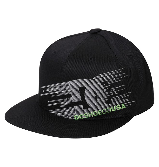 0 Men's Roosted Hat  ADYHA00247 DC Shoes