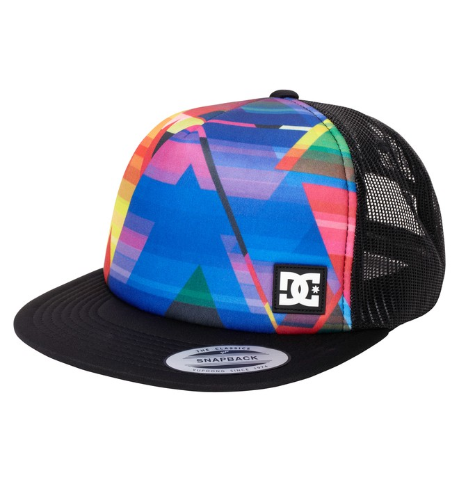 0 Men's Boardie Hat  ADYHA00249 DC Shoes
