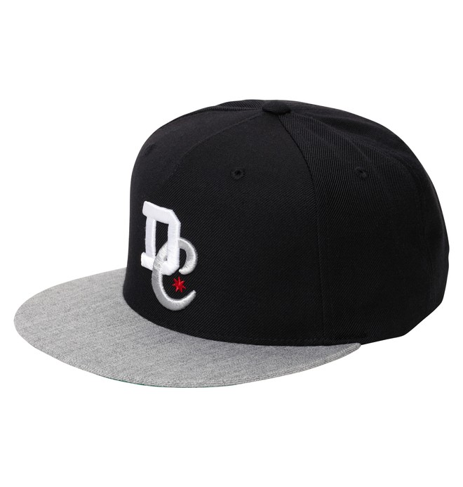 0 Men's Loomers Hat  ADYHA00257 DC Shoes