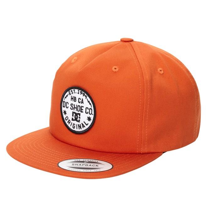 0 Men's Docks Hat  ADYHA00262 DC Shoes