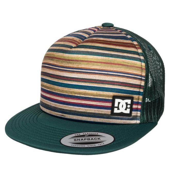 0 Men's Jetty Hat  ADYHA00263 DC Shoes