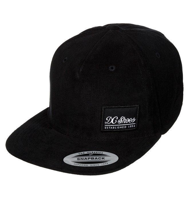 0 Men's Wes Kremer Men's Hat S Hat  ADYHA00269 DC Shoes