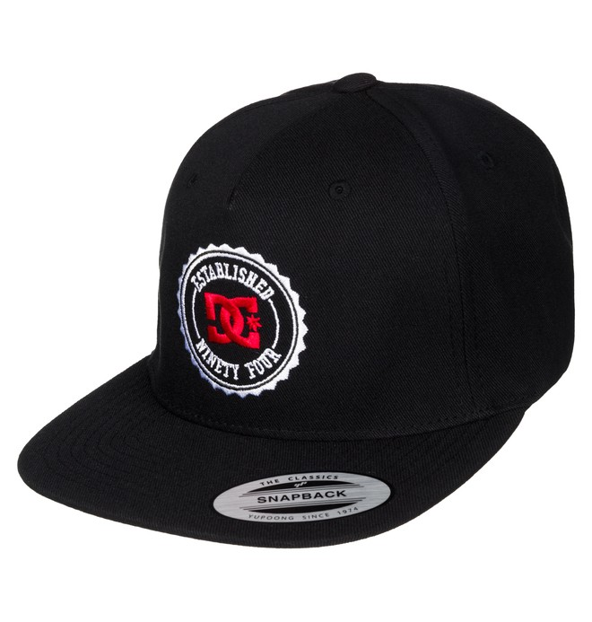 0 Men's Mike Mo Simi Hat S Hat  ADYHA00278 DC Shoes