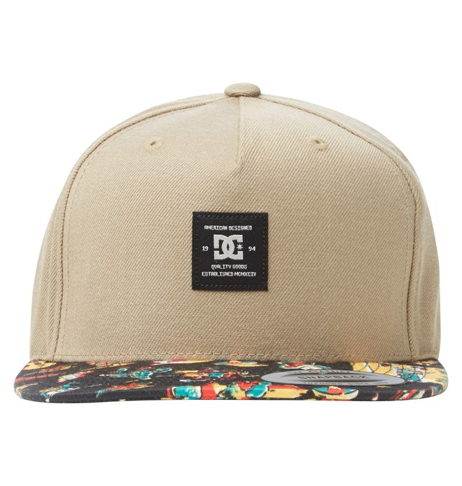0 Men's Wellington Hat  ADYHA00313 DC Shoes