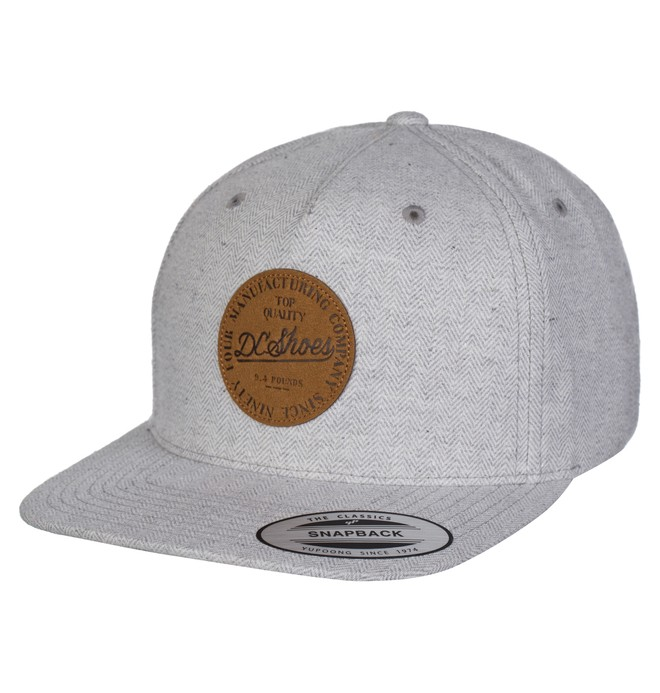 0 Men's Cousins Hat  ADYHA00322 DC Shoes
