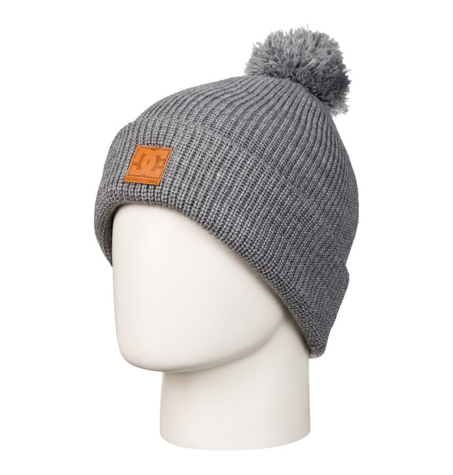 0 Guetto Bird - Cuff Bobble Hat  ADYHA03008 DC Shoes