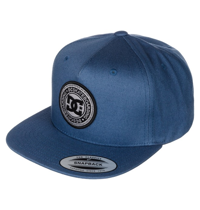 0 Men's Stapler Hat  ADYHA03010 DC Shoes