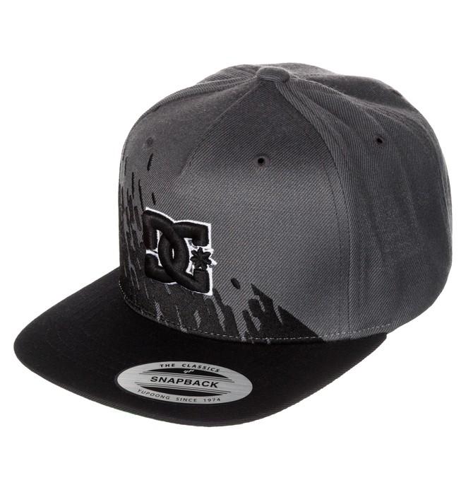 0 Blockout Hat  ADYHA03016 DC Shoes