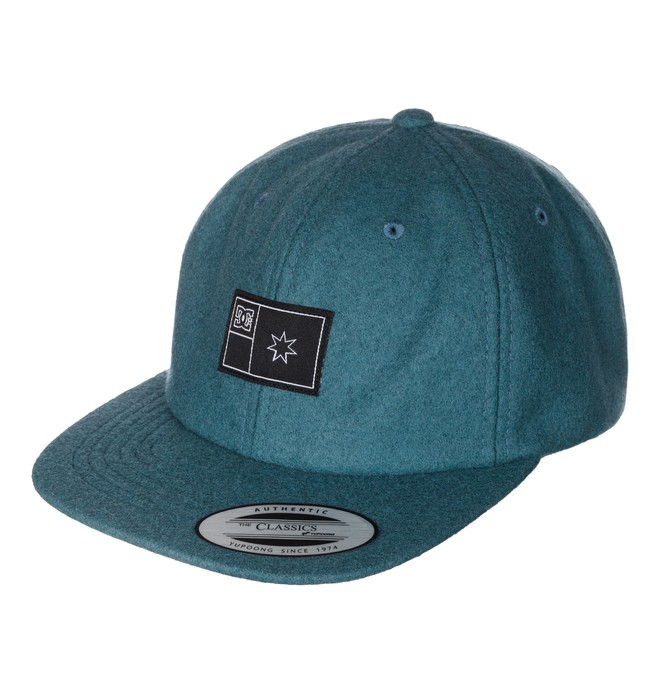 0 Men's  Floppin 2-S Hat  ADYHA03032 DC Shoes