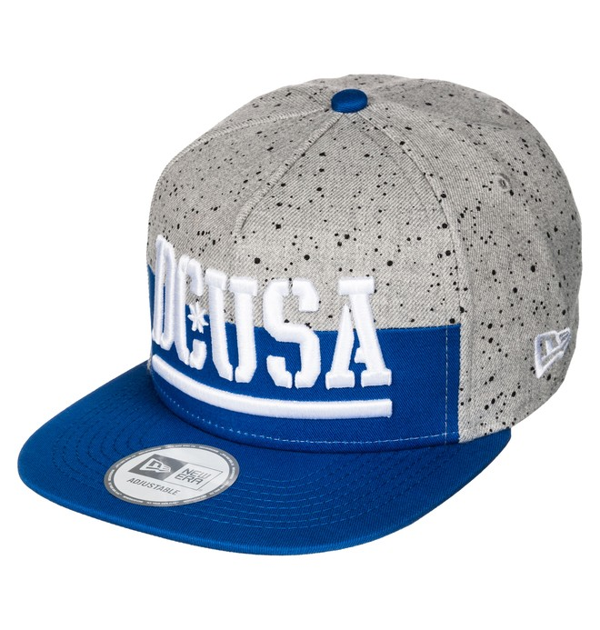 0 Rd Bar Split Hat  ADYHA03035 DC Shoes