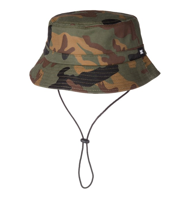 0 Men's Militanzi Bucket Hat  ADYHA03044 DC Shoes