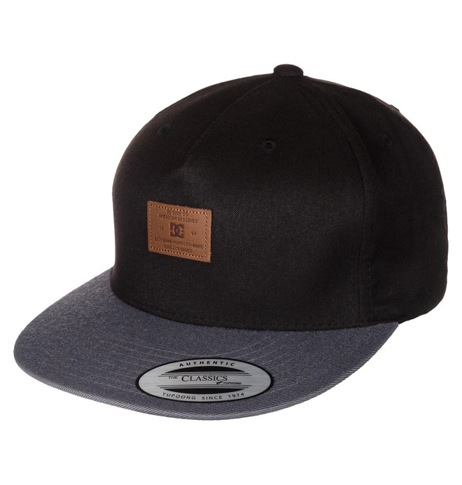 0 Men's Wino Snapback Hat  ADYHA03048 DC Shoes
