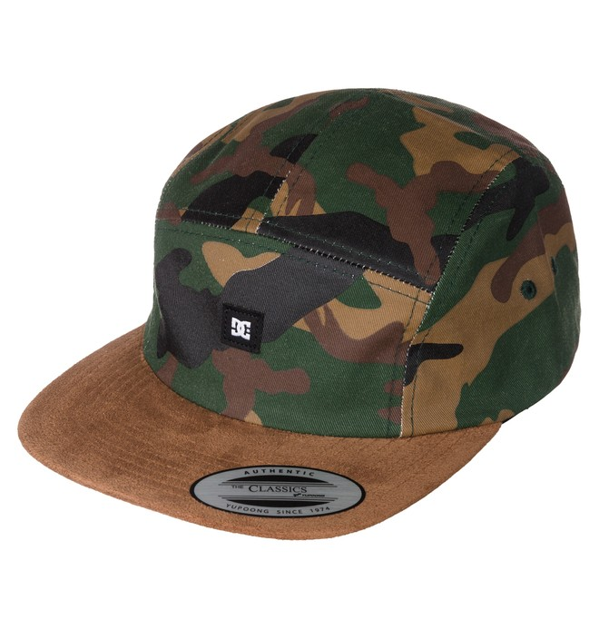 0 Men's Trenchmark Snapback Hat  ADYHA03055 DC Shoes