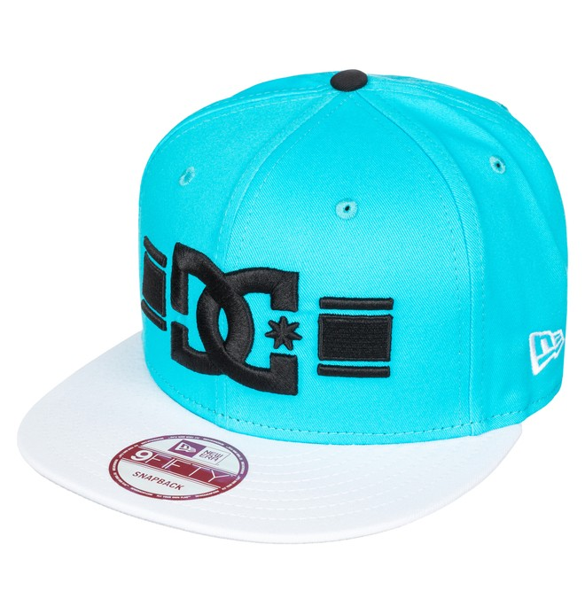 0 Men's Rob Dyrdek Icon Snapback New Era Snapback Cap  ADYHA03099 DC Shoes