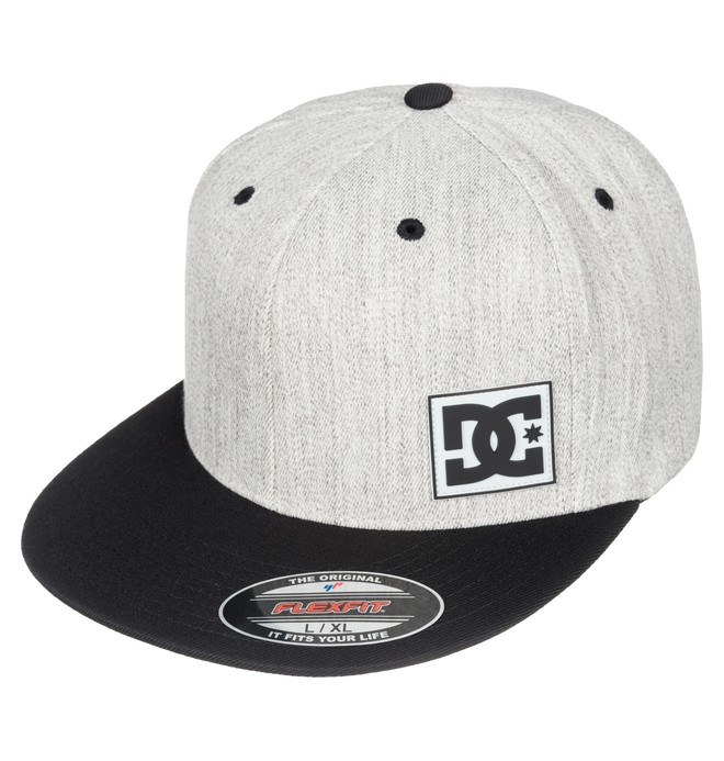 0 Men's Radical 2 Flexfit Hat  ADYHA03112 DC Shoes