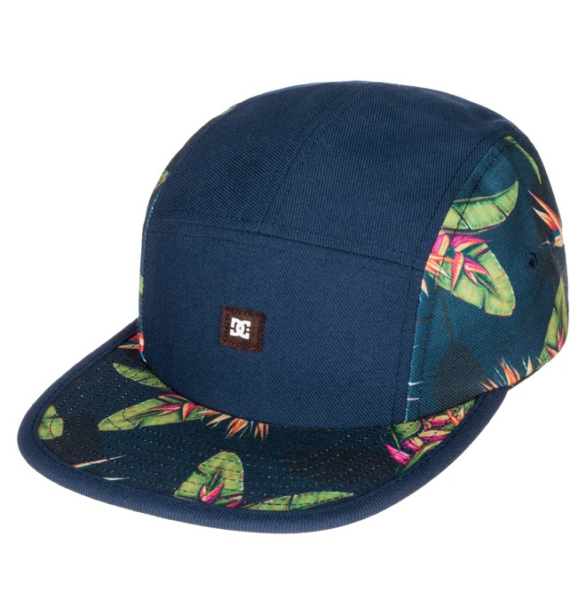 0 Waterbed - 5-Panel Camper Hat  ADYHA03141 DC Shoes