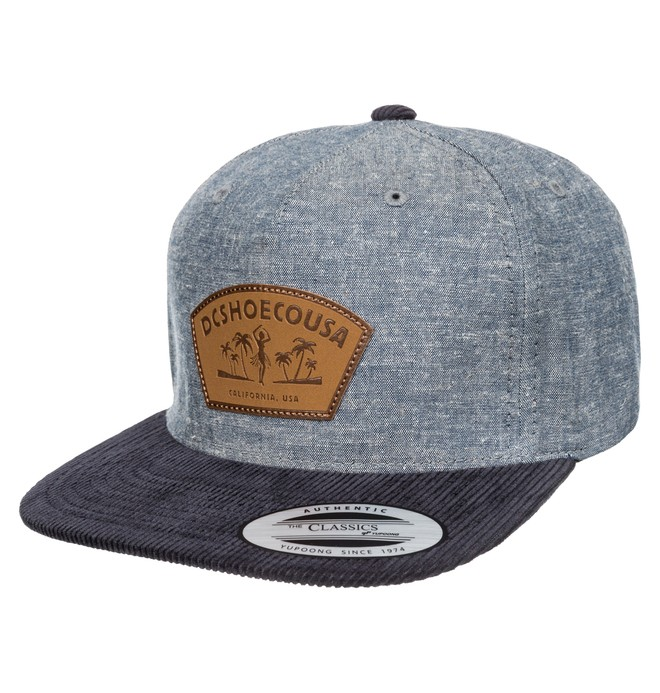 0 Gorra Faced Out - hombre  ADYHA03146 DC Shoes
