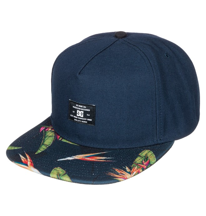 0 Crossover - Casquette 5 panel snapback  ADYHA03174 DC Shoes