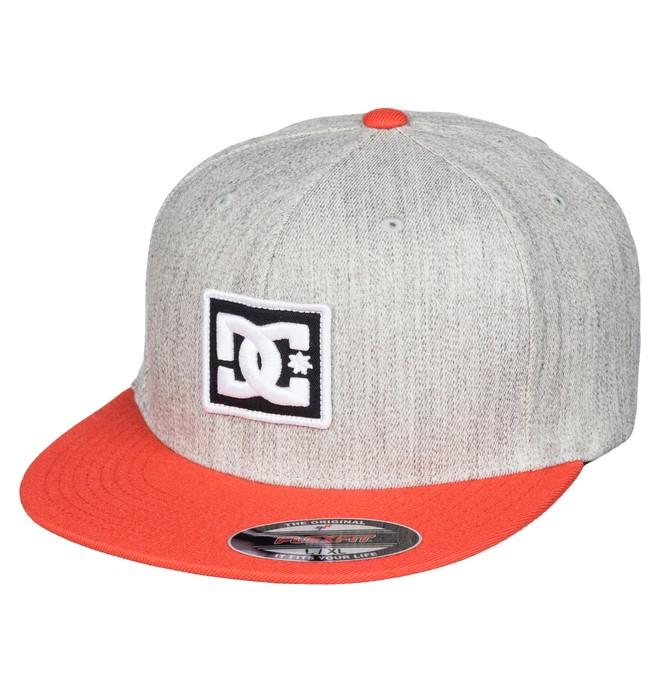 0 Men's Raddest Flexfit Hat  ADYHA03195 DC Shoes