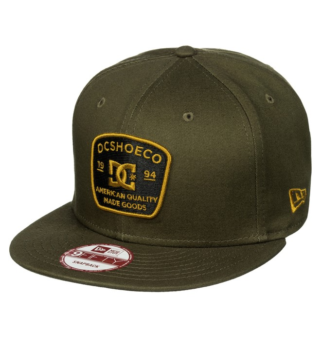 0 Flowker - Casquette Trucker  ADYHA03204 DC Shoes