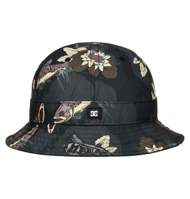 0 Men's Bass Hatch Bucket Hat  ADYHA03205 DC Shoes