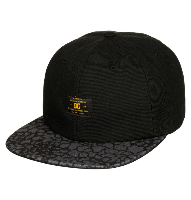 0 Men's Woodbrook Trucker Hat  ADYHA03208 DC Shoes