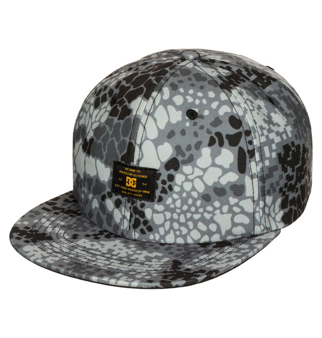 0 Woodbrook - Casquette Trucker  ADYHA03208 DC Shoes