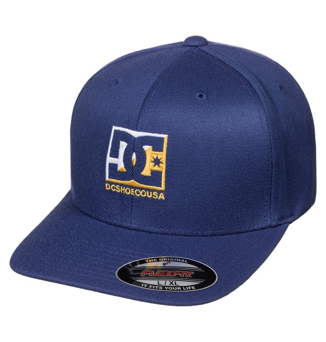 0 Men's Crosscloud Hat  ADYHA03239 DC Shoes