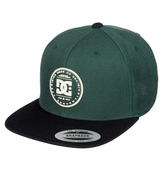 0 Circulate - Snapback Cap  ADYHA03240 DC Shoes