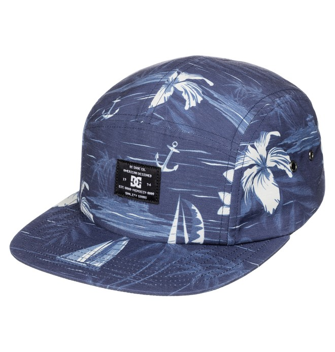 0 Men's Cruiser Camper Hat  ADYHA03245 DC Shoes