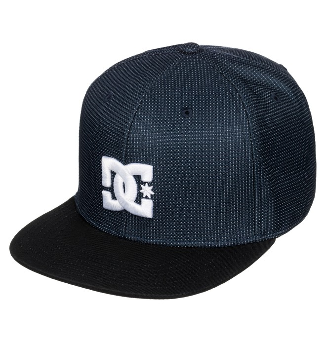 0 Men's Shiner Snapback Hat  ADYHA03248 DC Shoes