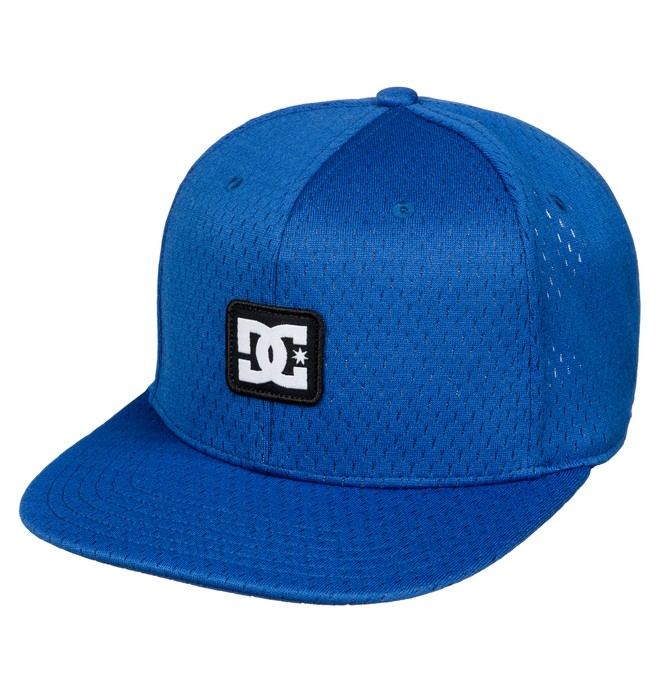 0 Men's Perfecto Snapback Hat  ADYHA03249 DC Shoes