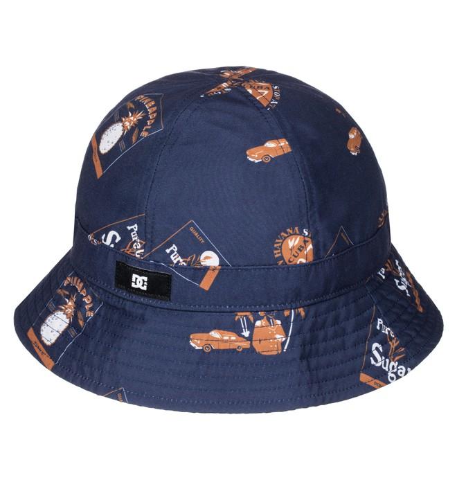 0 Men's Rum Bucket Hat  ADYHA03262 DC Shoes