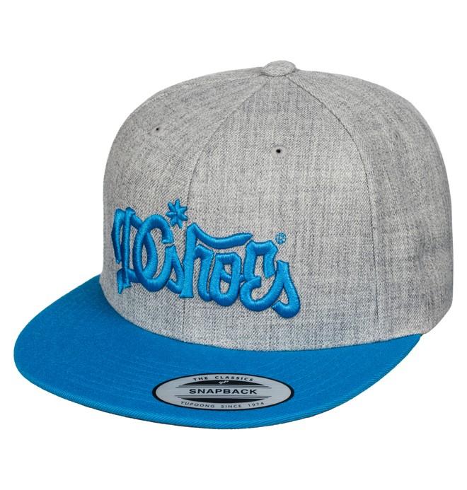 0 Men's 123 Klan Snapback Hat  ADYHA03270 DC Shoes
