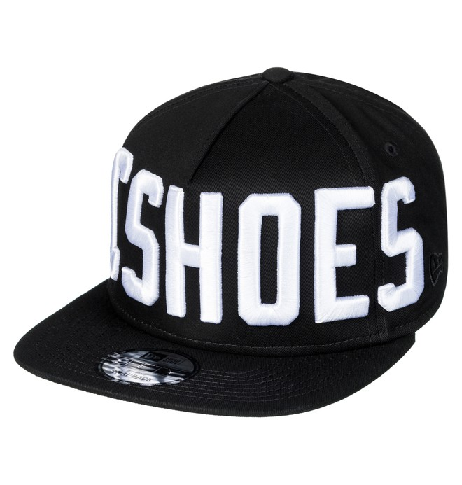 0 Crowbark Snapback Hat  ADYHA03284 DC Shoes