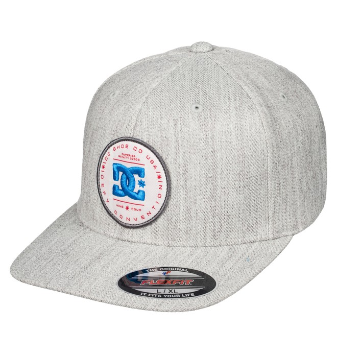 0 Aleborn Flexfit Hat  ADYHA03304 DC Shoes