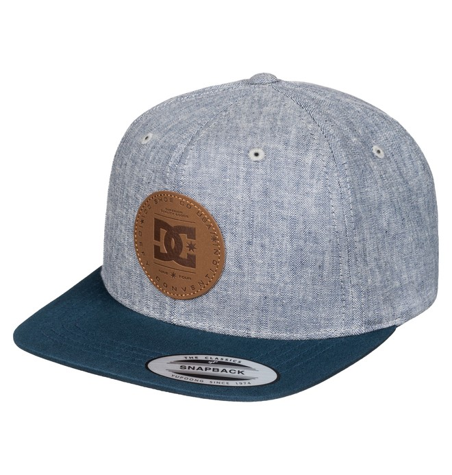 0 Men's Ah Sum Strapback Hat  ADYHA03305 DC Shoes