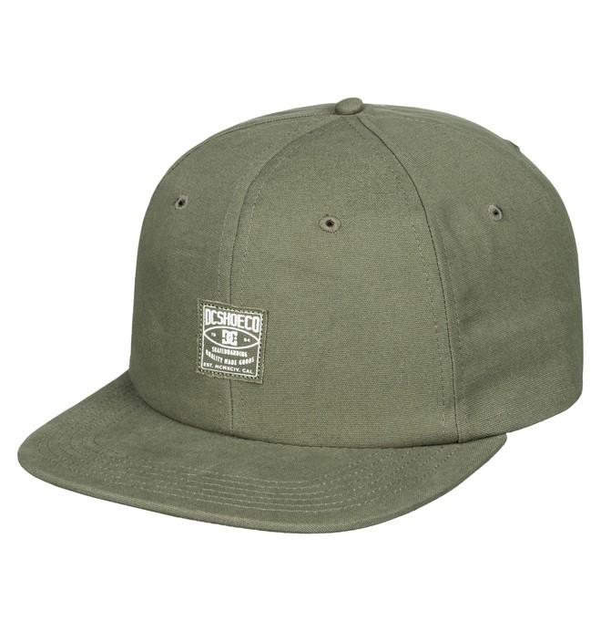 0 Men's Pryson Strapback Hat  ADYHA03310 DC Shoes