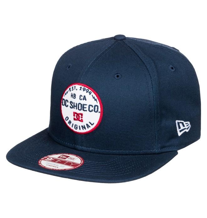 0 Men's Crowmate Trucker Hat  ADYHA03313 DC Shoes