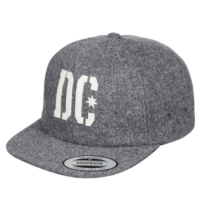 0 Men's Scaffold Strapback Hat  ADYHA03314 DC Shoes