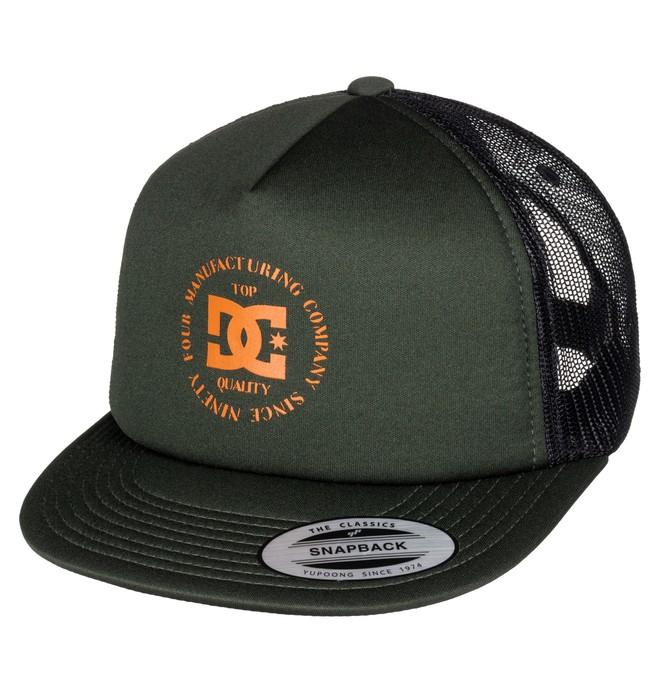 0 Men's Randerson Trucker Hat  ADYHA03334 DC Shoes