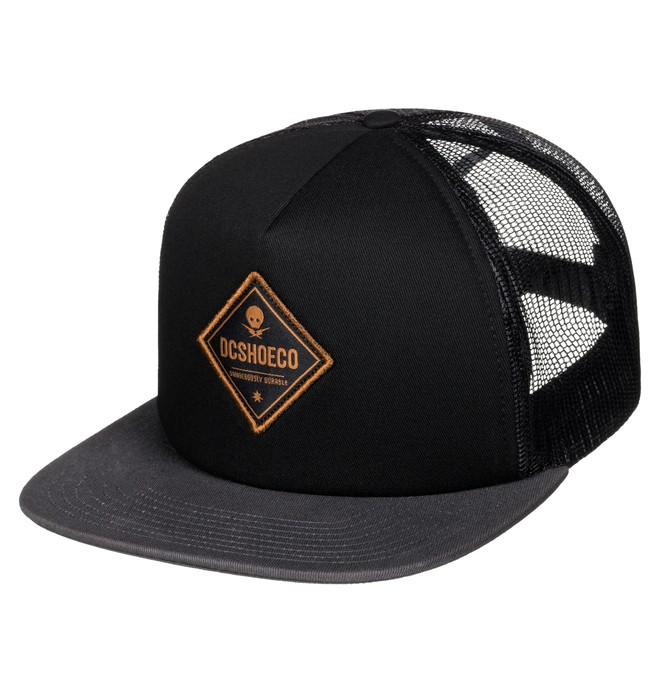 0 Carlson - Casquette trucker  ADYHA03343 DC Shoes