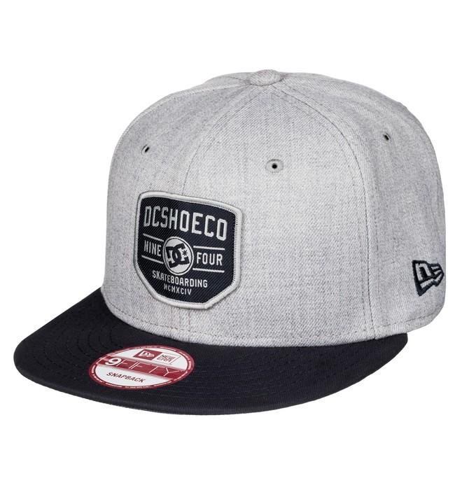 0 Men's Bloker Trucker Hat  ADYHA03345 DC Shoes