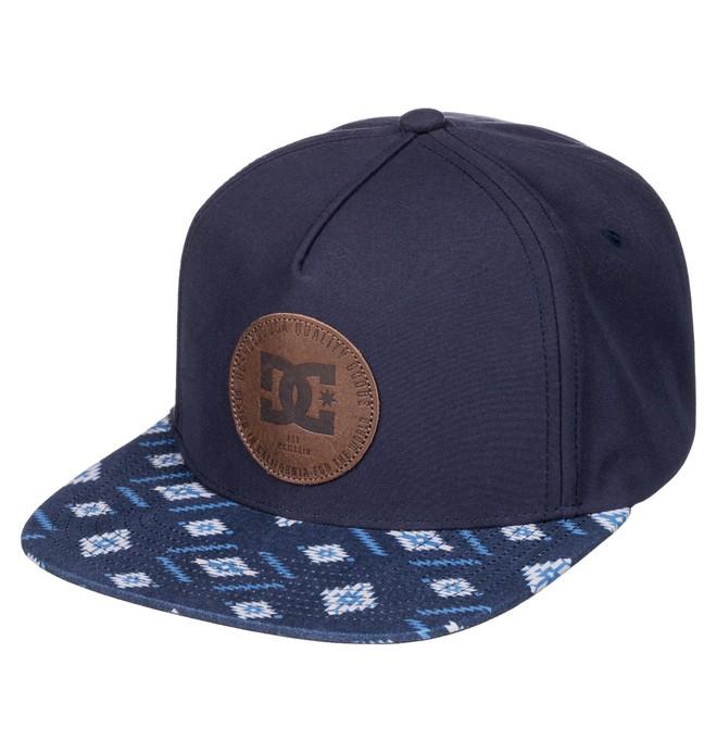 0 Men's Swerver Snapback Hat  ADYHA03352 DC Shoes