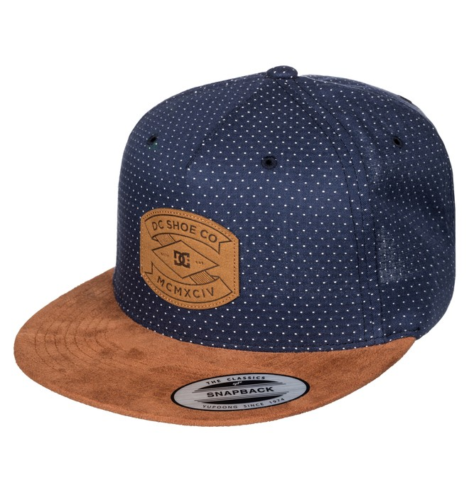 0 Smooths - Gorra Ajustable  ADYHA03353 DC Shoes