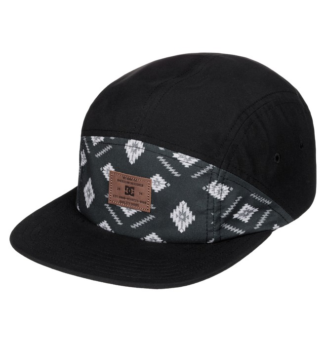 0 Men's Farber Camper Cap  ADYHA03359 DC Shoes
