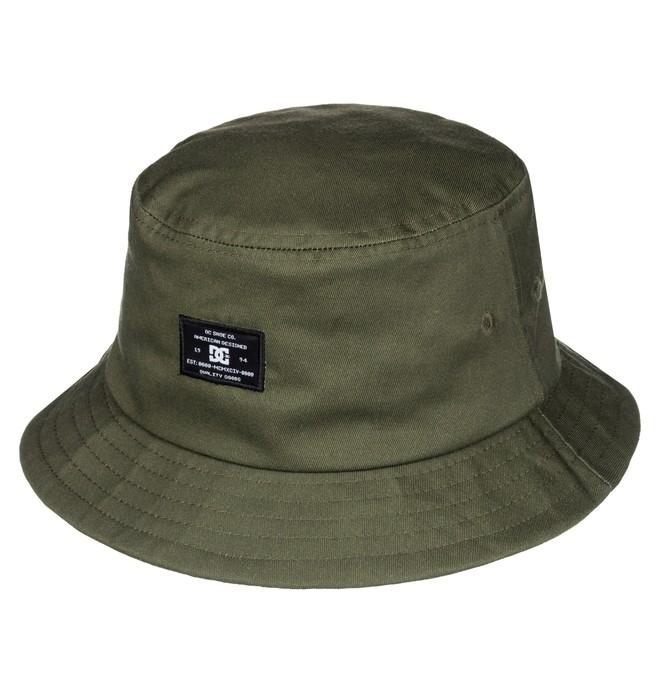 0 Men's Vucket Bucket Hat  ADYHA03364 DC Shoes