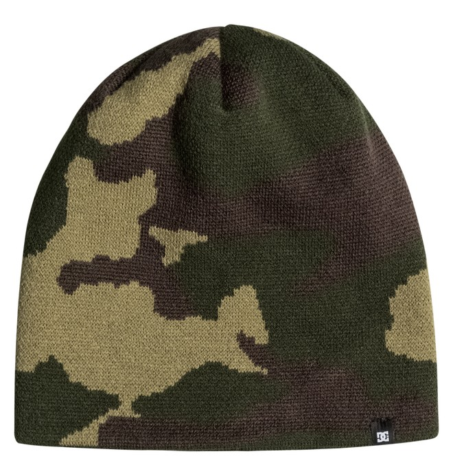 0 Men's Camo Slouchin Slouch Beanie  ADYHA03368 DC Shoes