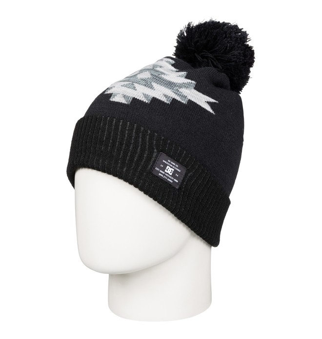 0 Fractal - Bobble Hat  ADYHA03371 DC Shoes