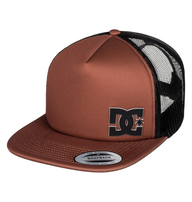0 Madglads - Casquette trucker  ADYHA03386 DC Shoes